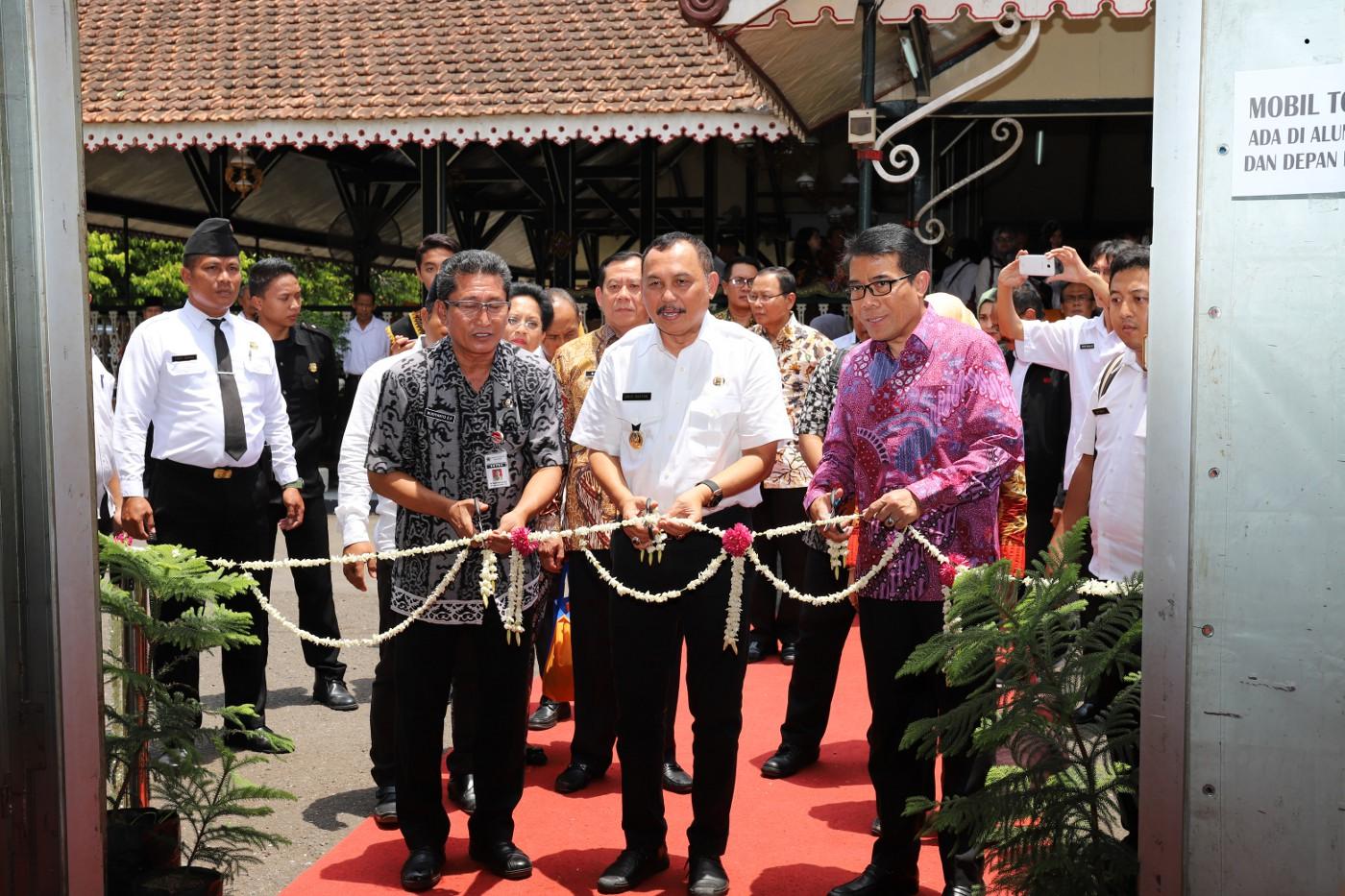 Gelaran Romansa Purworejo Expo 2018 Jadi Lokomotif Bisnis