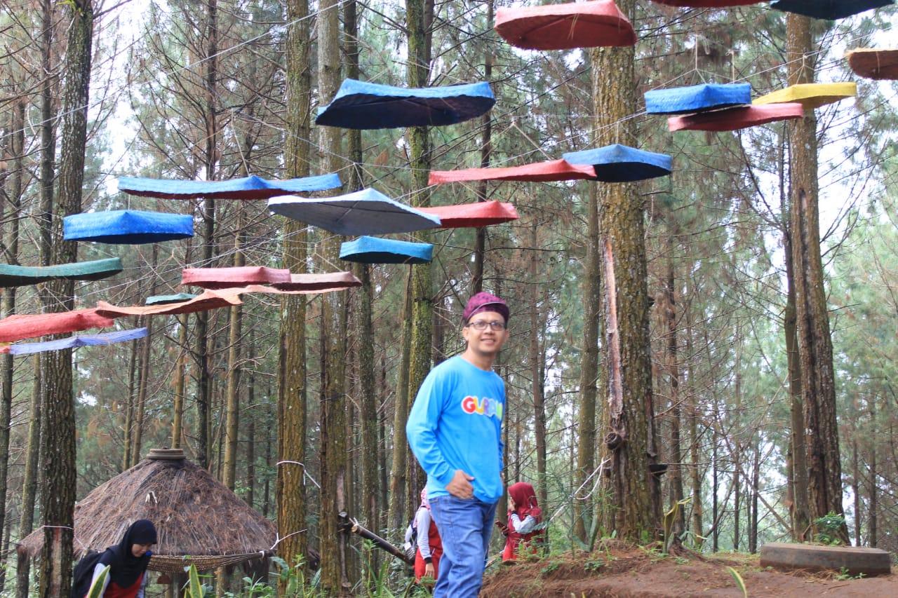 Wisata Bukit Seribu Besek Siap Sambut Lebaran