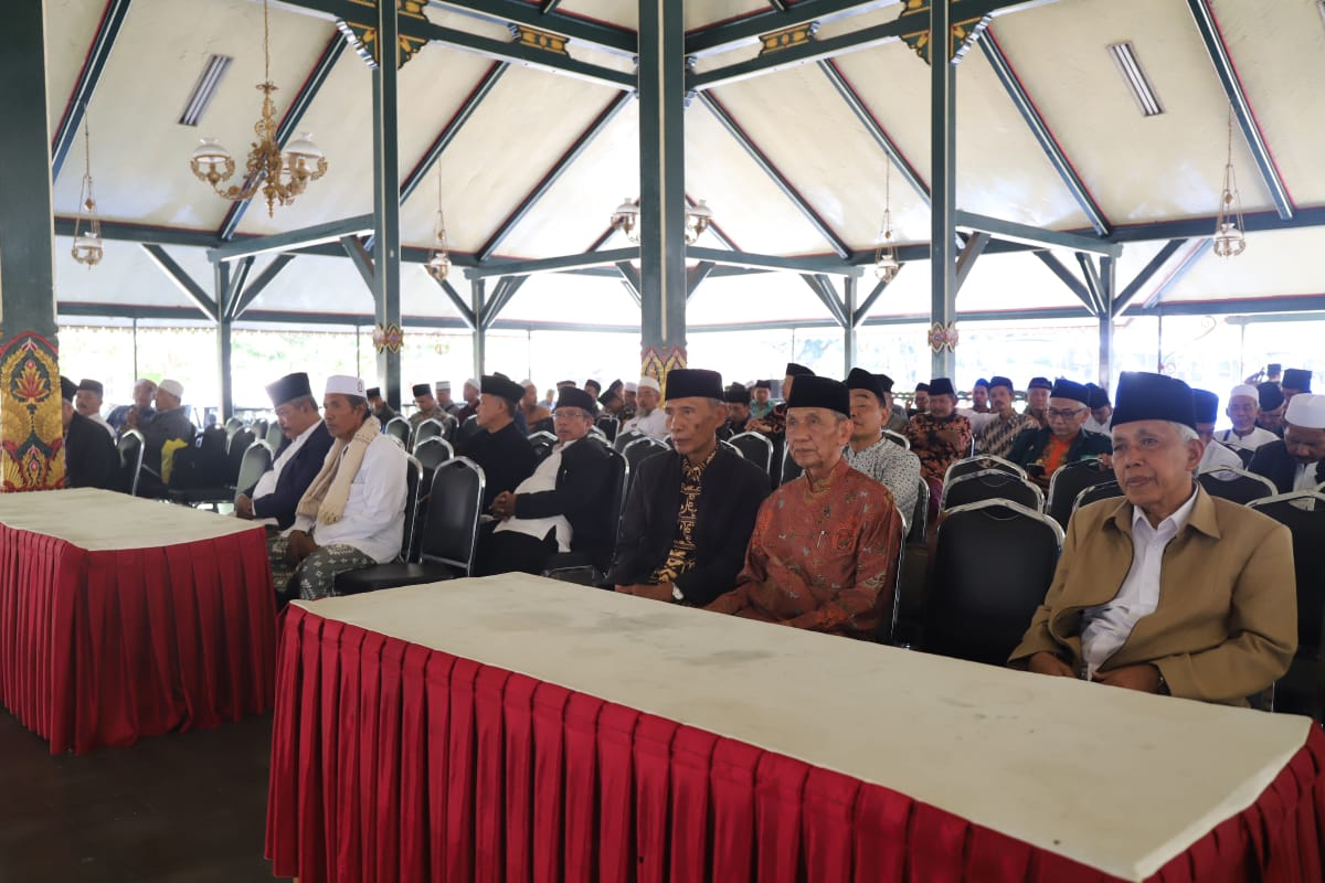 Ulama dan Pengasuh Ponpes Purworejo Studi Banding ke Ponpes Assiddiqiyah Jakarta