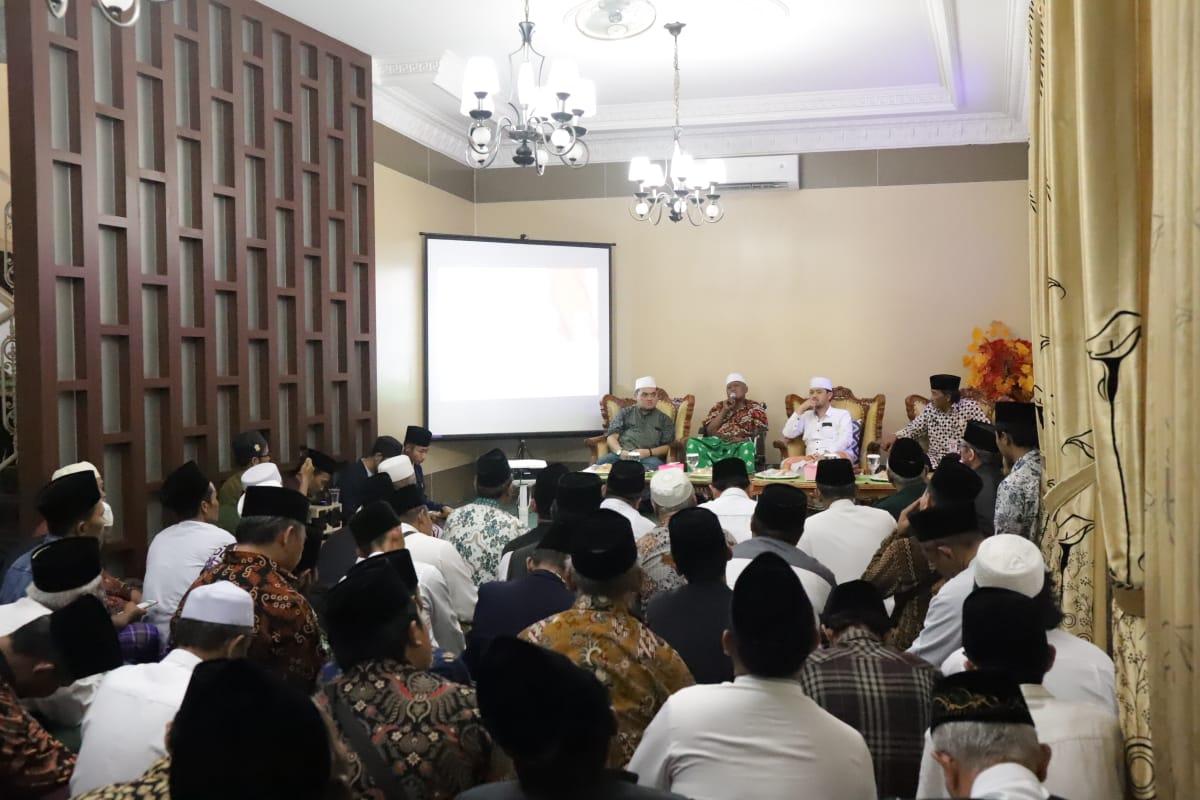 Ulama dan Pengasuh Ponpes Belajar Pengelolaan Ponpes ke Asshiddiqiyah