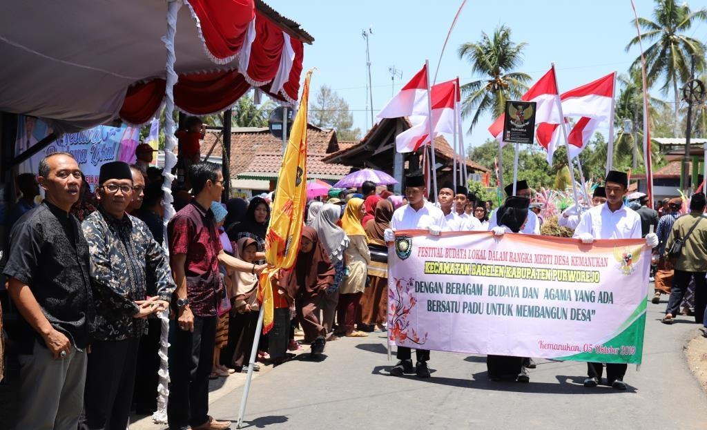 Festival Budaya Lokal, Kemasan Baru Merti Desa Kemanukan