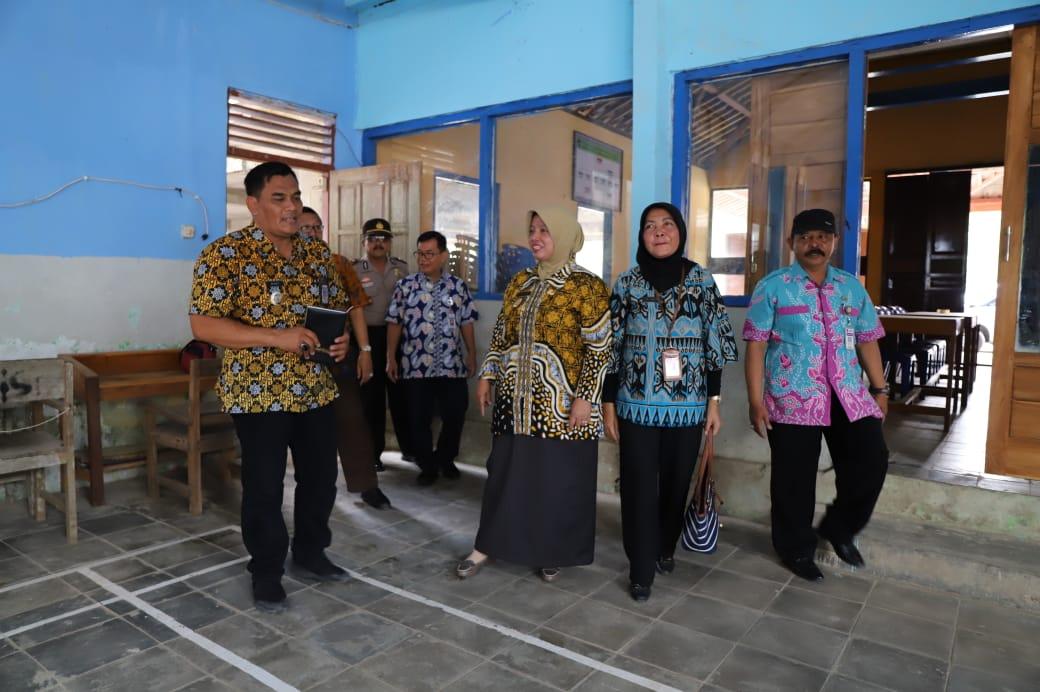Kunjungi Desa, Wabup Pastikan Anggaran Desa Terserap Sesuai Perencanaan