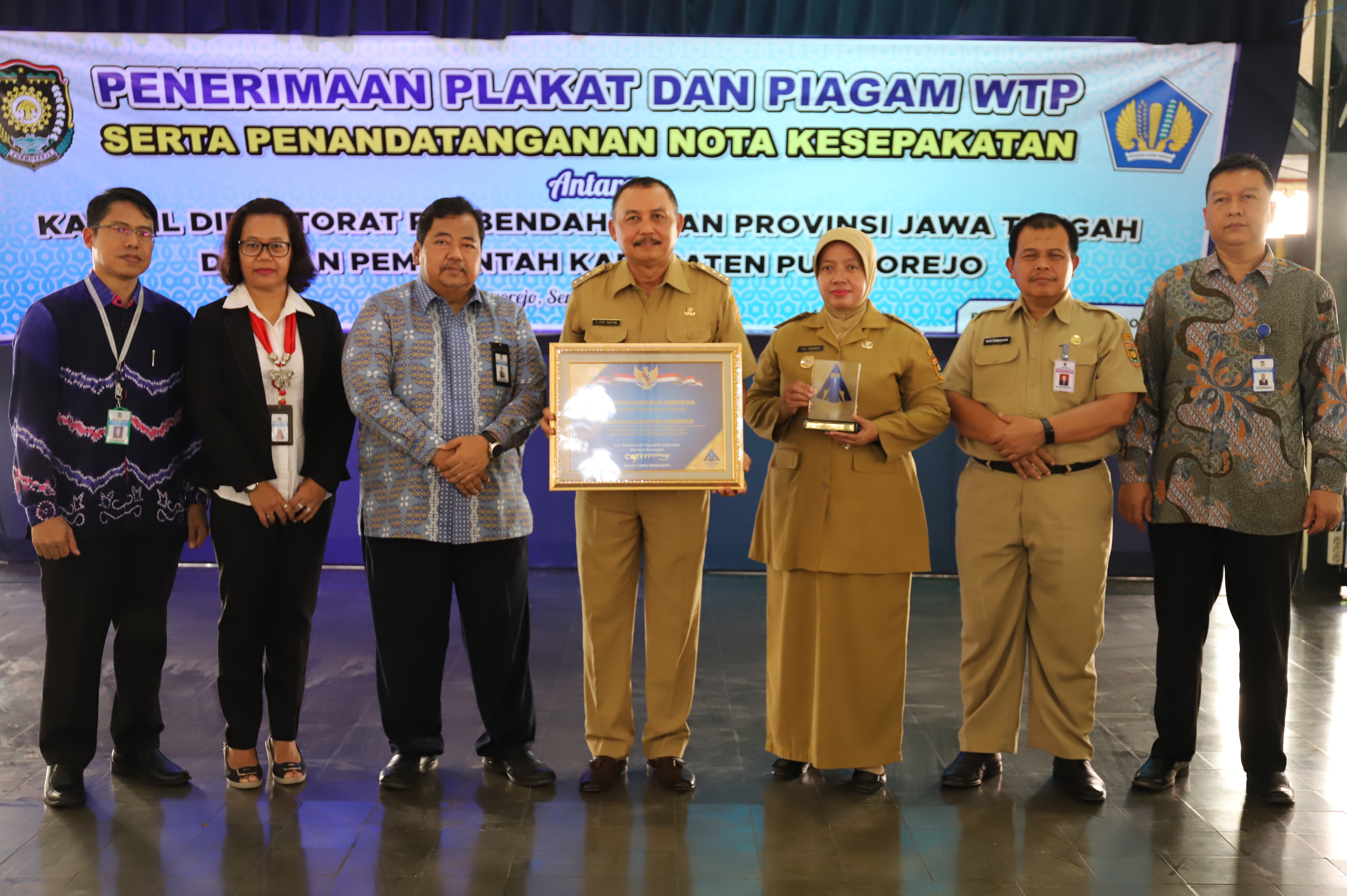 Kabupaten Purworejo Berkomitmen Terus Pertahankan WTP