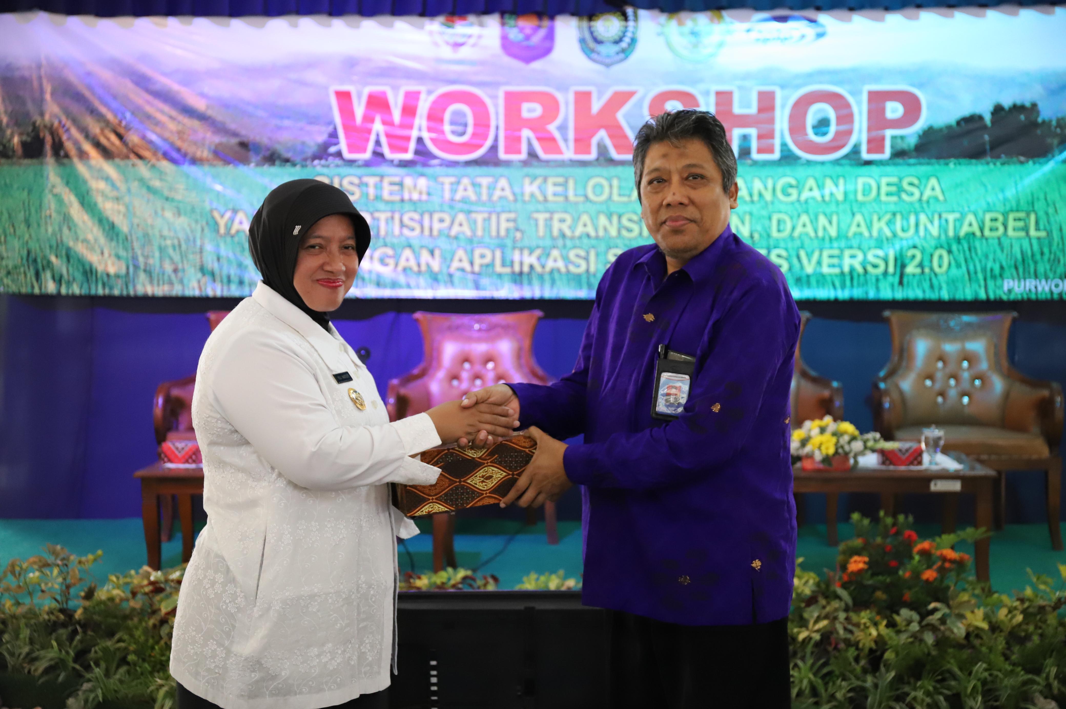 Kades Dituntut Akuntabel dan Transparan Kelola Dana Desa