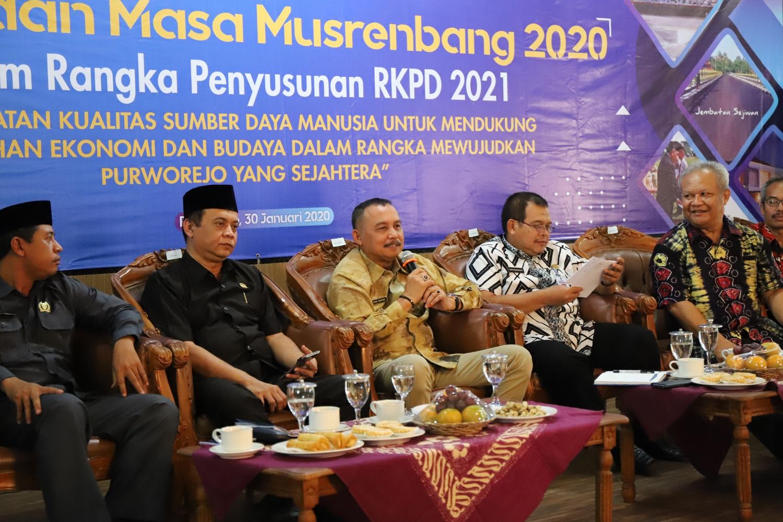 Tahun 2021, Pemkab Prioritaskan Pemerataan Pelayanan Pendidikan