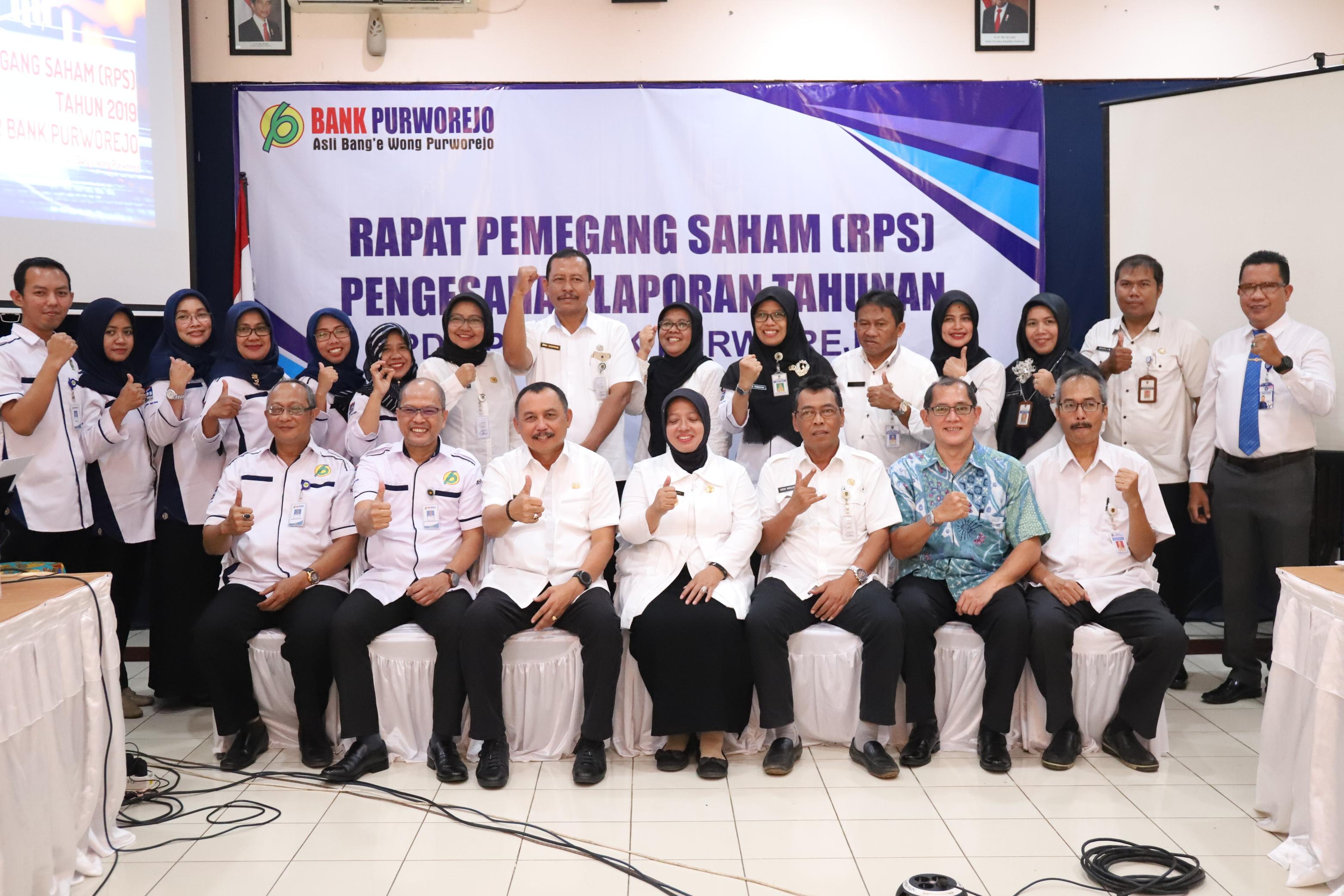 Bupati Minta Bank Purworejo Jaga dan Kembangkan Eksistensinya