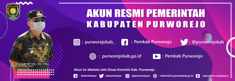 Akun Resmi Pemerintah Kabupaten Purworejo